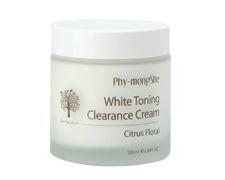 Отбеливающий крем White Toning Clearance Cream
