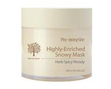 Питательная маска Highly-Enriched Snowy